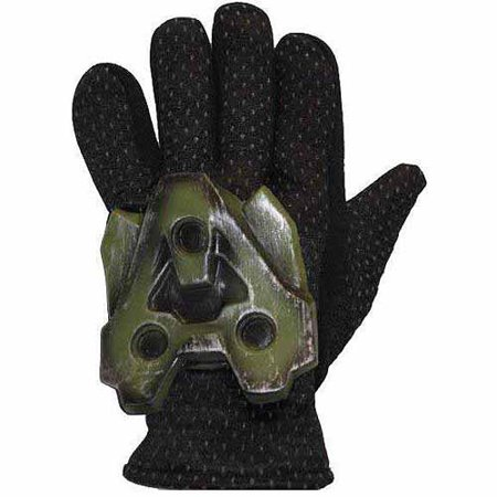 Halo 3 Gloves Adult Halloween Costume Accessory