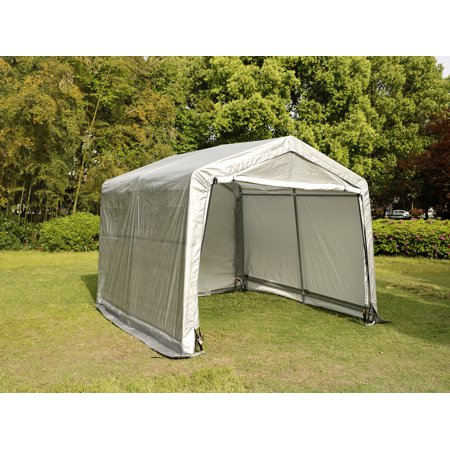 Outdoor Car Storage >> Walcut Outdoor 10x10x8ft Carport Canopy Tent Car Storage Shelter