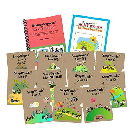 607 SnapWords Teaching Cards - image 2 de 2