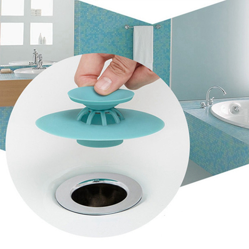 Multi Functional Drain Stopper, 3 packs