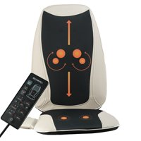 Belmint Seat Cushion Massager with Shiatsu Vibration and Heat