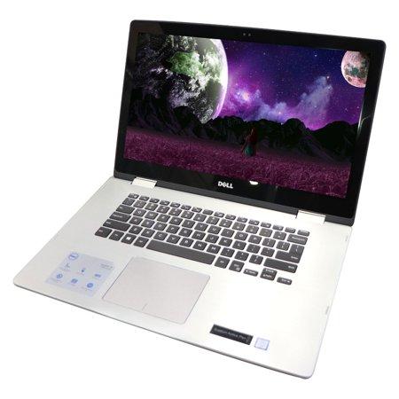 Dell Inspiron 15 7000 2-in-1 15 6 inch Touchscreen Laptop i7-7500U  12GB/512GB (Refurbished)