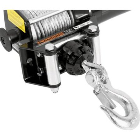 ATV winch line saver ws1b, Suitable for aluminum Hawse (rope) or steel roller fairleads (cable). By Winch Saver From USA