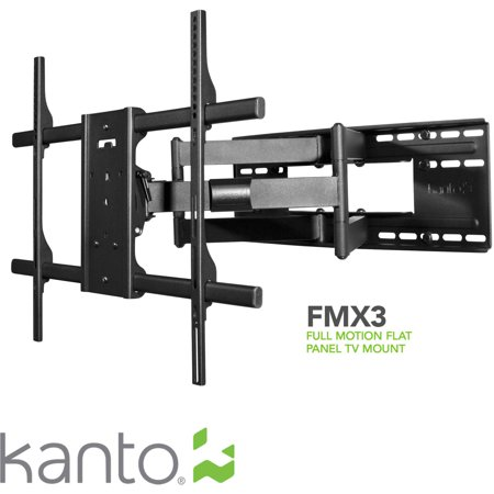 Kanto FMX3 Full-Motion TV Mount for 40″-90″ Displays