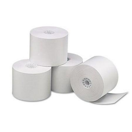 1-Ply White Bond Paper Rolls  2.25 in. W x 150 ft. - image 1 de 1