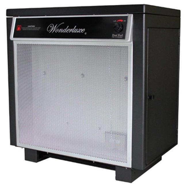 U S Stove Company B2350 Wonderluxe Circulator