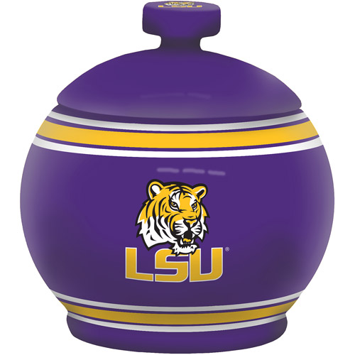 12oz NCAA LSU Tigers Game Time Jar