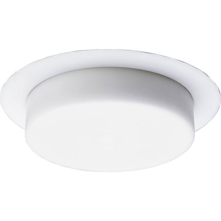 One-Light Recessed Shower Light