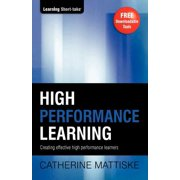 High Performance Learning