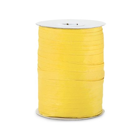 Raffia Lace (Paper Sunshine Yellow gift packaging Raffia Ribbon )