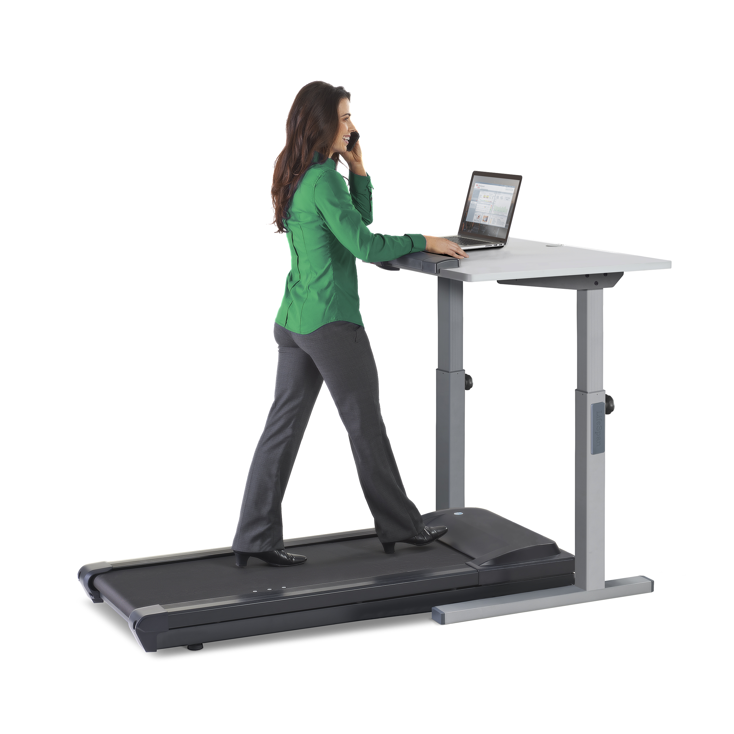 desk walk product down under stand treadmill sit customizable to excellence move