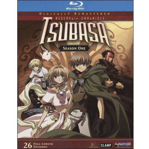 Tsubasa: Season 1 Viridian Collection [BLU-RAY]
