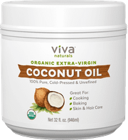 Organic Extra Virgin Coconut Oil 32 fl oz