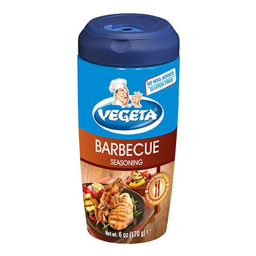 Grill Shakers (Vegeta, Seasoning Mix for Barbecue (Grill), 6oz shaker )