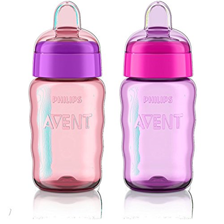 - Philips Avent Easy Sippy Cup 9 Oz-Double pack