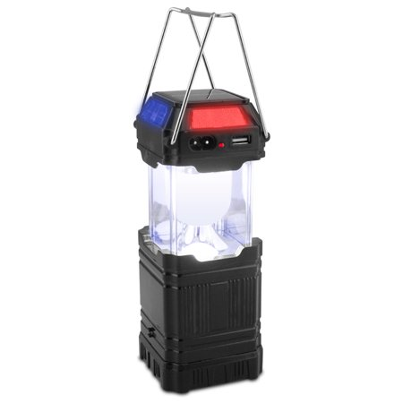 Mighty Bright 3-in-1 Rechargeable Solar LED Lantern, Spot Light &