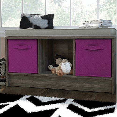ClosetMaid Cubicals Shoe Storage Bench