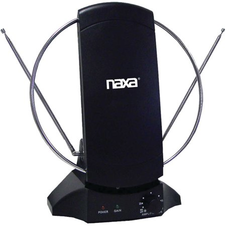 Naxa NAXA308 High-Powered Amplified ATSC/HDTV/FM Antenna