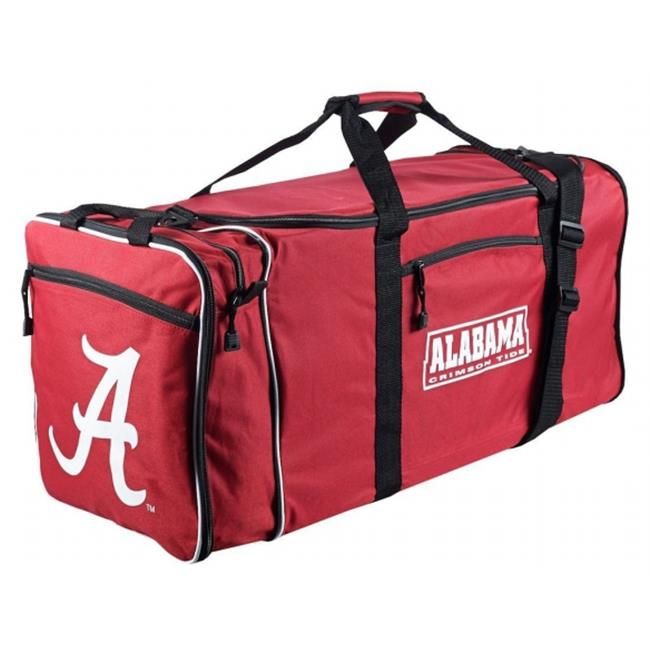 Alabama Crimson Tide Steal Duffel Bag - Red