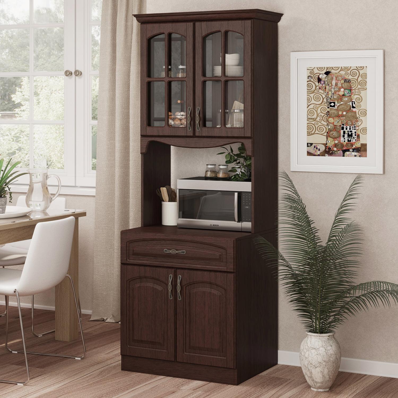 living skog pantry kitchen storage cabinet mdf in