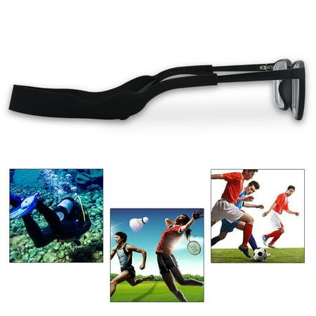 WALFRONT Glasses Strap, Glasses Cord,5pcs Sports Glasses Elastic Neck Strap Retainer Cord Chain Holder Lanyard for Eyeglasses - image 9 of 9