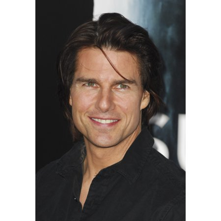 Tom Cruise At Arrivals For Super 8 Premiere Regency Village Theater Los Angeles Ca June 8 2011 Photo By Elizabeth Goodenougheverett Collection Photo Print