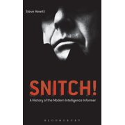 Snitch! (Hardcover)