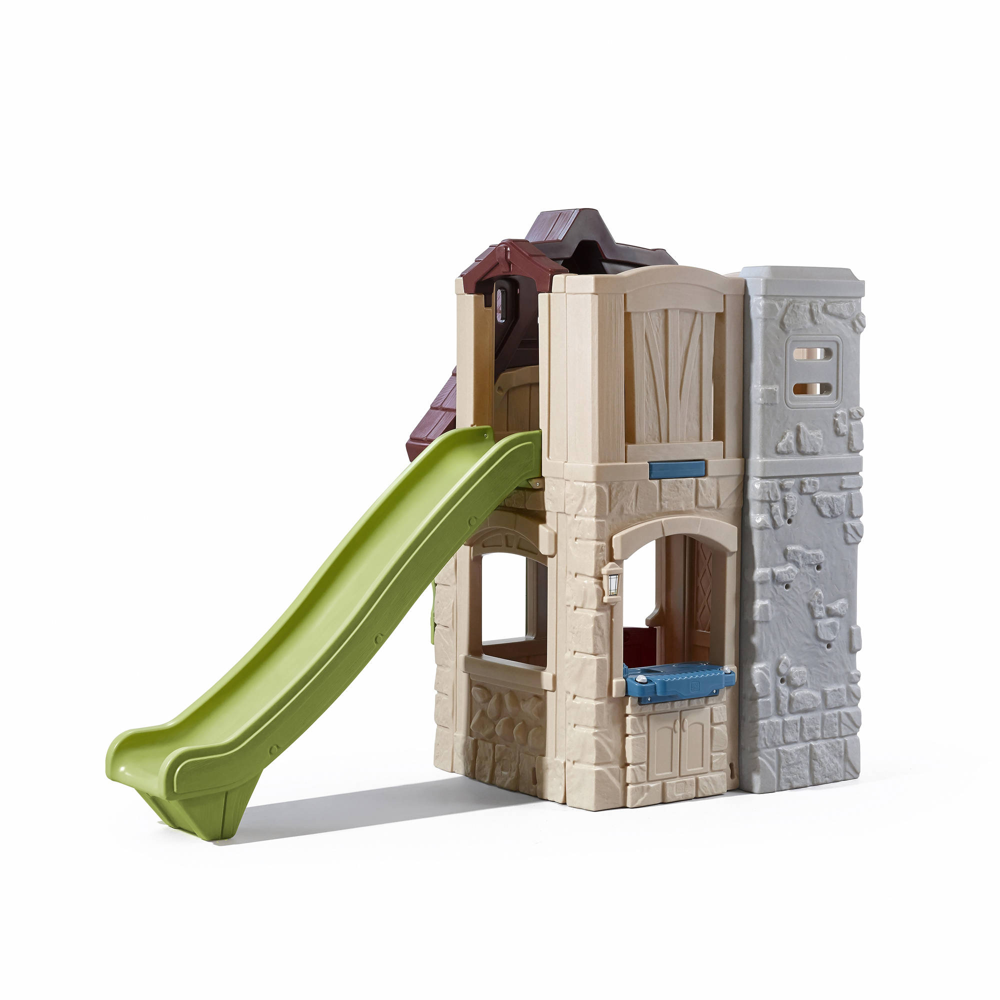"Step2 2 Story Playhouse & Extra long 70"" Slide Walmart"