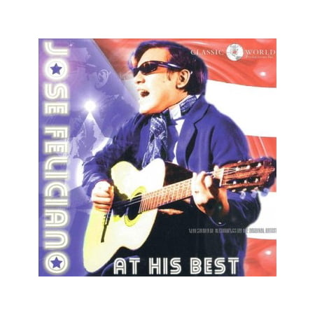 At His Best (Best Of Jose Feliciano)
