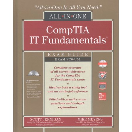 Comptia It Fundamentals All In One Exam Guide