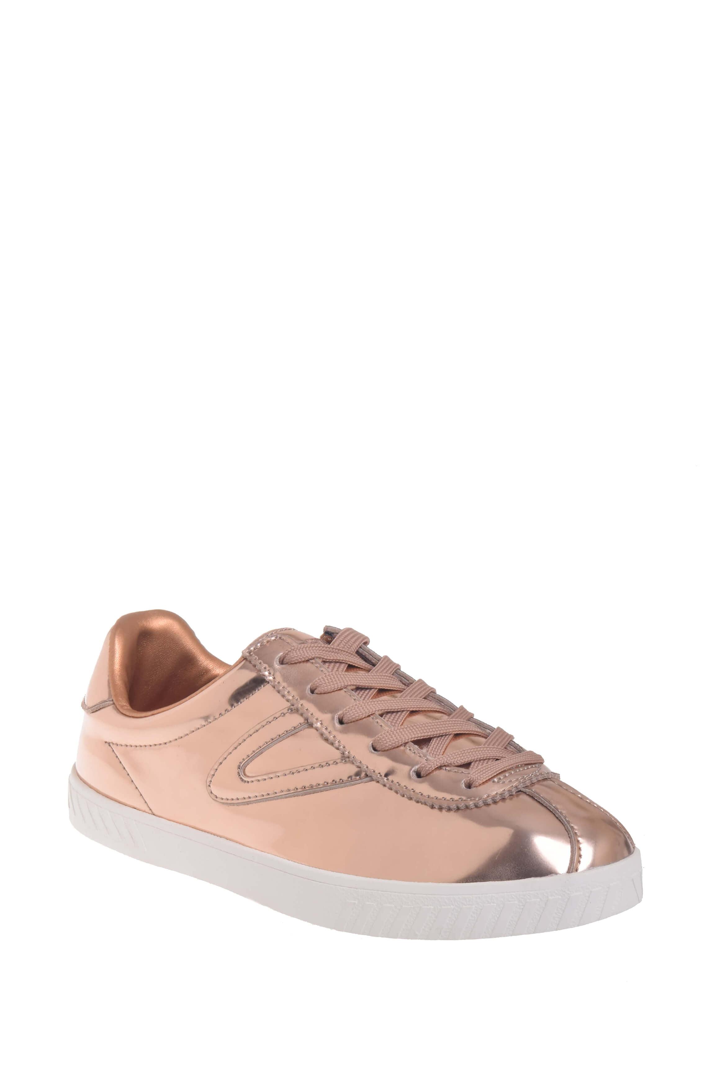 Tretorn W Camden 2 Low Top Sneaker Magnolia Metallic by