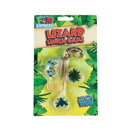Lizard Launch - Toys - Value Toys - Sticky & Stretch Toys - 12