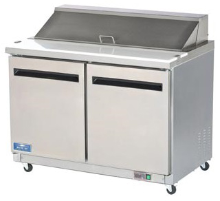 Arctic Air Sandwich/Salad Prep Table Model AST48R