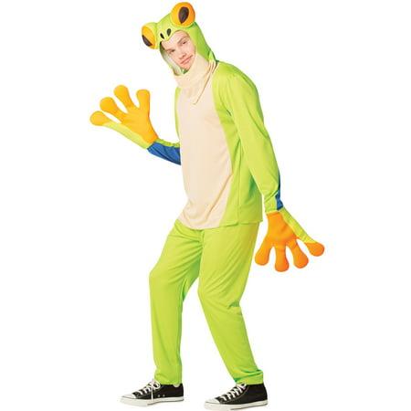 Palm Tree Costume Halloween (Tree Frog Child Halloween Costume, One Size,)