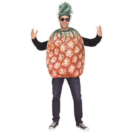 Pineapple Adult Halloween Costume](Pineapple Baby Costume)