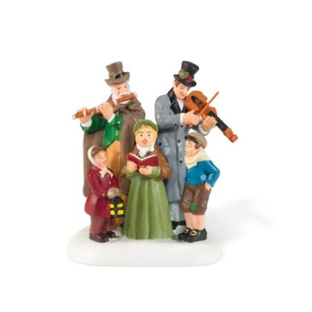 department 56 dickens' village carolers accessory figurine Christmas Carolers Figures