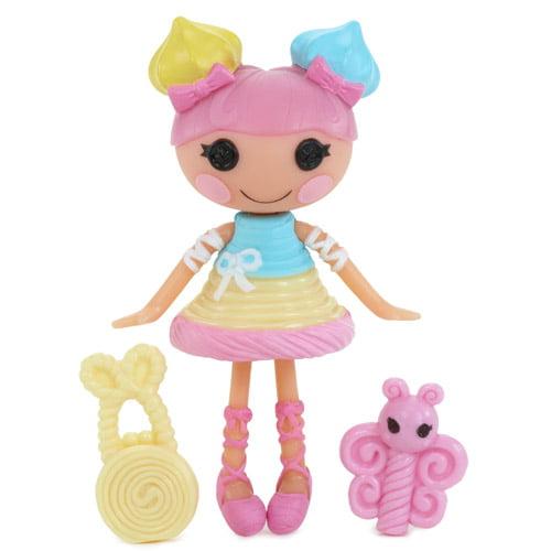 Lalaloopsy Sugary Sweet Mini Doll, Blush Pink Pastry