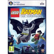Lego Batman PC DVD Game - Play as Batman and Robin as you build, drive, swing and fight your way through Gotham City