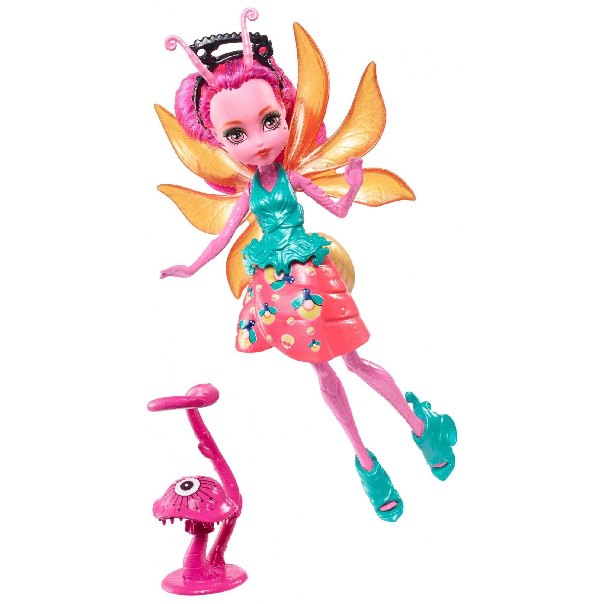 Monster High Garden Ghouls Winged Critters Lumina Doll by Mattel