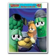 Talicor 7420 VEGGIETALES - Inlaid Puzzle - The Boyz in the Sink