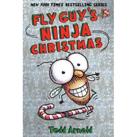 Fly Guy's Ninja Christmas (Hardcover) (Best Christmas Gifts For Guys In Their 20s)