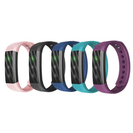 Smart Bracelet Fitness Tracker Watch Alarm Clock Step Counter Smart Wristband Band Sport Sleep Monitor Smartband