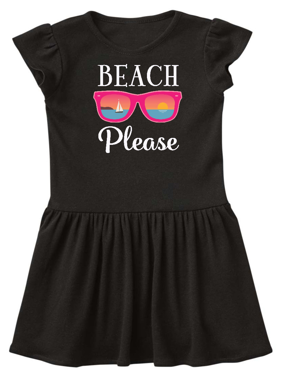 inktastic Beach Please Sunglasses Gift Baby T-Shirt