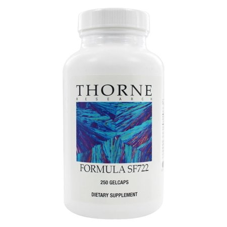 Thorne Research - Formula SF722 250 mg. - 250 Gelcaps ()