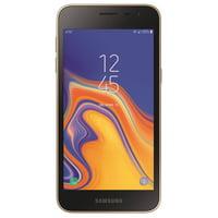AT&T PREPAID SAMSUNG Galaxy J2 Shine, 16GB Gold - Prepaid Smartphone w/ Bonus Headset