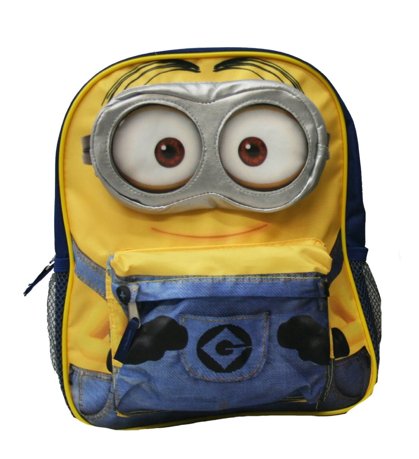 "Small Backpack - Despicable Me 2 - 12"" Minion New School Boys Bag 085562-2"