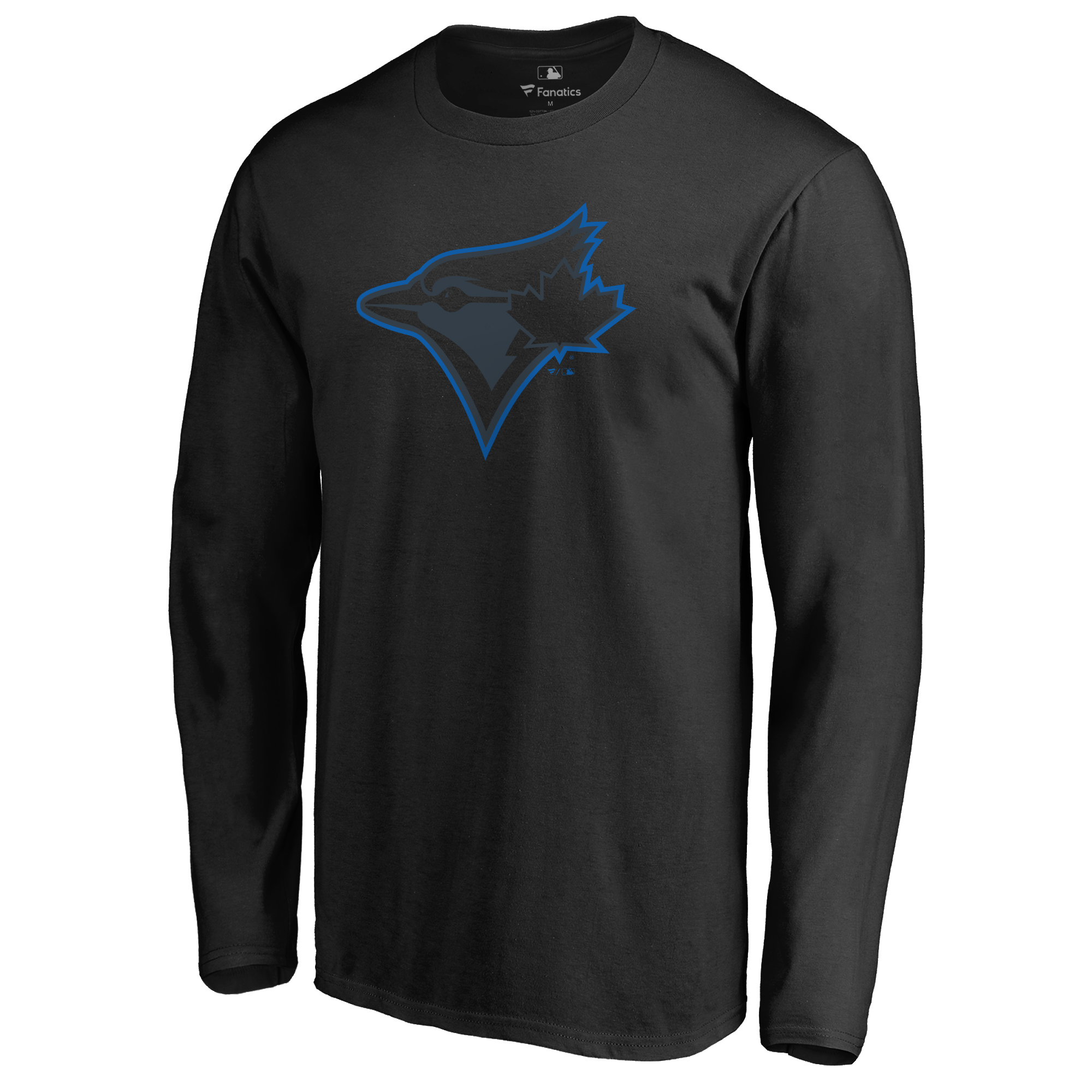Toronto Blue Jays Taylor Long Sleeve T-Shirt - Black