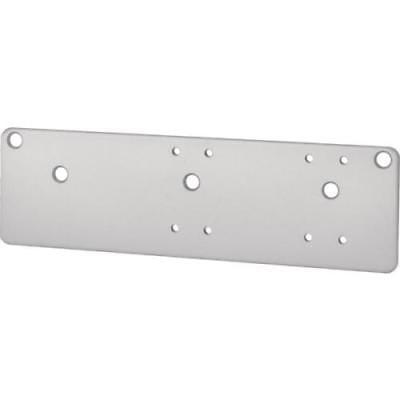 - Yale 5800 Pull Drop Plate, 689 Painted Aluminum Finish