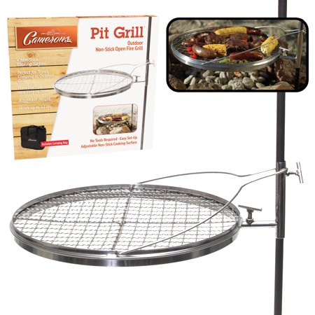Camerons Open Fire Pit Grill ()