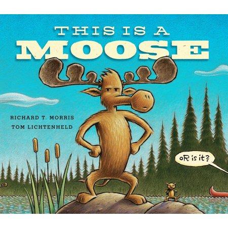Moose A Moose Halloween Songs (This Is a Moose)